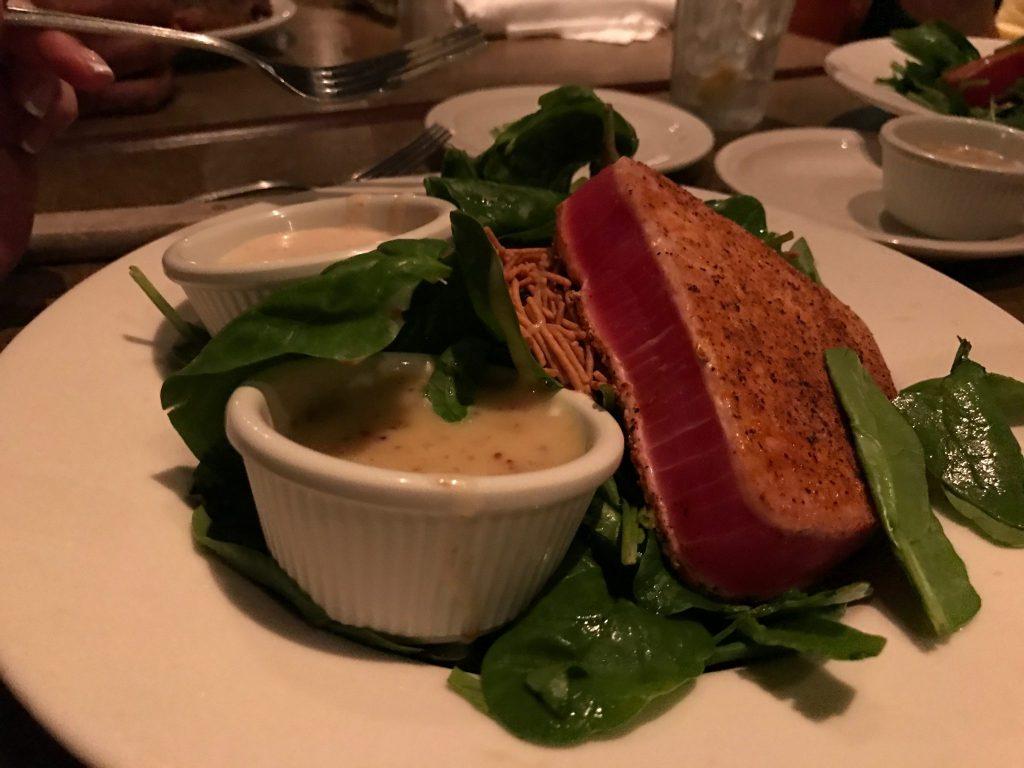 Triple J Steakhouse Tuna