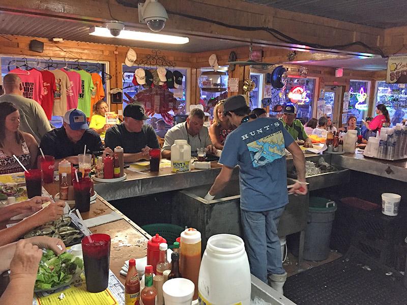 Hunt's Oyster Bar